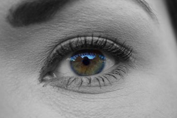 העיניים כראי לנפש האדם