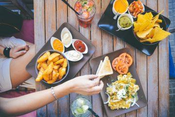 השפעת המזון שאנו אוכלים על מראה העור